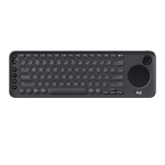 Logitech K600 TV – TV Keyboard with Integrated Touchpad and D-Pad Compatible with Smart TV