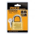Heavy duty brass padlock (packed 6pcs)