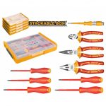9 Pcs Insulated hand tools set HKTV01H091