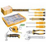 11 Pcs household tools set HKTV01H111