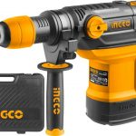 Ingco Enc Sds Max Rotary Hammer Rh120068 1200w 300-760 Rpm 8j