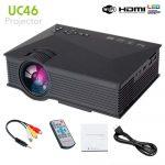 UNIC UC68 LED Projector