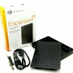 Seagate Expansion Portable Hard Drive Case 3.0