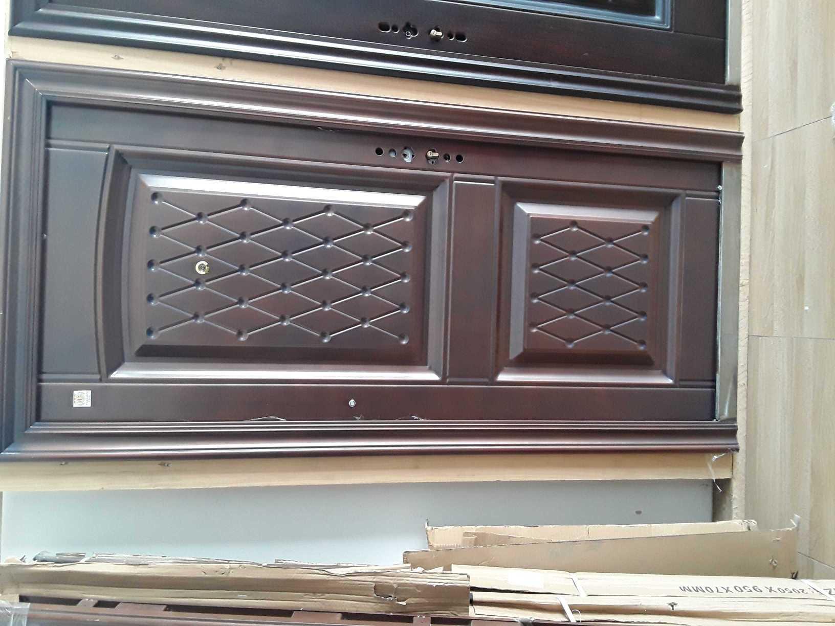 Anti Rust Turkish Security Door In Accra,Ghana