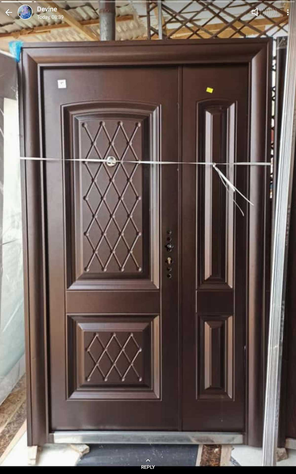 Anti Rust Door For Sale In Accra,Ghana