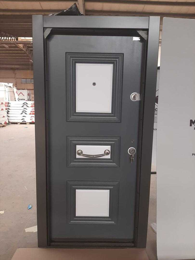 heavy duty door