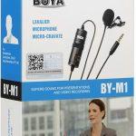 BOYA BY-M1 Universal Lavalier Microphone