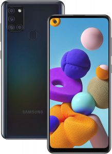 galaxy a21s price in ghana
