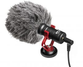shortgun microphone