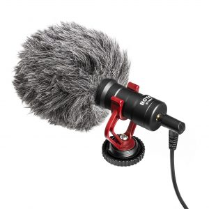 shortgun microphone