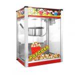 Electric Popcorn Machine With Light