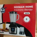 German Home Electronic Digital Blender With Grinder