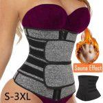 Sauna Effect Waist Trainer Belt