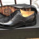 Black Formal Men's Shoe
