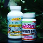 Glowskin flat tummy and smaller waist pills