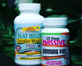 pills to flatten stomach