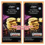 Sultana All Butter Cookies