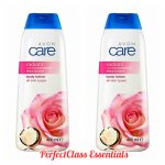 Avon Care Radiant Rosewater & Sheabutter Body Lotion