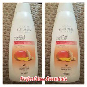 avon shampoo and conditioner