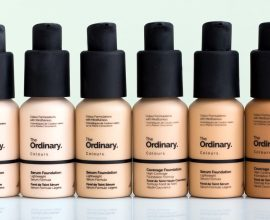 the ordinary foundation colours