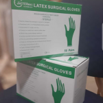 "Surgical Gloves ( Size 7 and 8"" )"