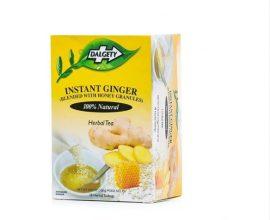 honey and ginger tea
