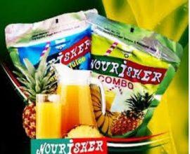 pineapple juice in ghana