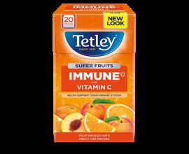 tetley vitamin c tea