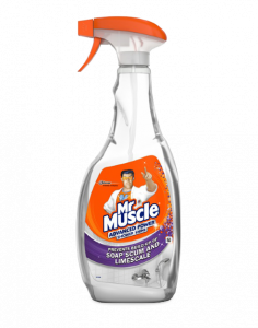 Mr muscle advanced power shower shine