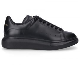 all black alexander mcqueen