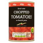 Best One Chopped Tomatoes