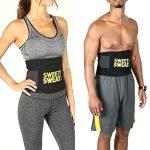 Sweat Belt For Flat Belly