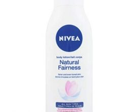 nivea natural fairness lotion