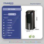 Nasco Air Cooler 7 LTR