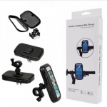 Weather resistant bike mount for all smartphone stand