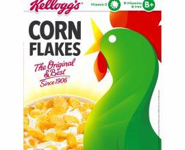 price of kellogs corn flakes in ghana