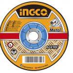"""Ingco Metal Grinding Disc 9"""""""