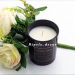 Aromatic smokeless scented candles