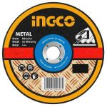 Ingco Metal Cutting Disc-Inox