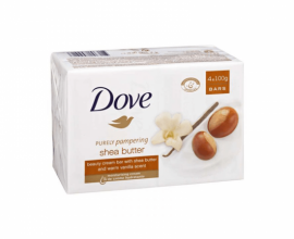 dove shea butter soap