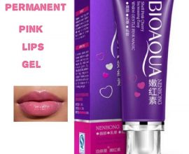 how to get pink lips permanently