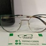 Dolce and Gabbana Ladies Glasses Frames