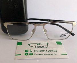 silver glasses frames