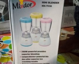 mixdor mini blender