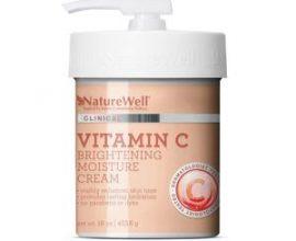 vitamin c brightening moisture cream
