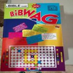 Bible Board Game/Bible Pictionary