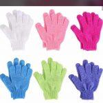 Exfoliating Gloves (A pair)