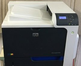 hp color laserjet cm4025