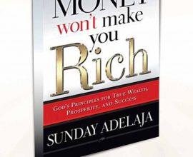 money won t make you rich