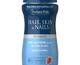 hair skin and nails supplements